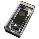Ароматизатор SLIM Океанический бриз, на дефлектор