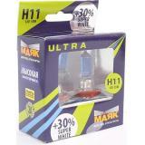 Лампа МАЯК H11 55 W PGJ19-2 12V Super White +30%