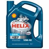 Масло Shell Helix Diesel HX7 10W40 мот п/с (4л)