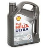 Масло Shell Helix ULTRA ECT 5W30 мот. синт. 4л