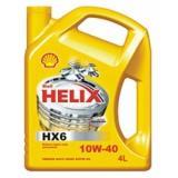Масло Shell Helix HX6 Super 10W40 мот мин (4л)