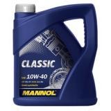 Масло MANNOL CLASSIC 10W40 мот п/с (5л)