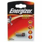 Батарейка Energizer A23 (MN21) (d10,22 высота 28,5) щелочная 12В