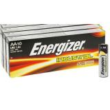 Батарейка Energizer AA (LR6/10BOX) (пальчиковая d14,5 высота 50,5) (10шт в к/б) INDUSTRIAL