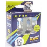 Лампа МАЯК H27-1 27W 12V Ultra Super White +30% прямой цоколь