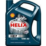 Масло Shell Helix HX7 10W40 мот п/с (4л)