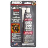 Герметик ABRO (оригинал)  нейтральный серый 999 85гр.