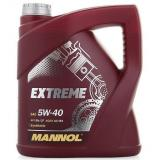 Масло MANNOL EXTREME 5W40 мот синтетика (4л)