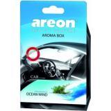 """Ароматизатор """"AREON"""" AROMA BOX под сиденье (Ветер океана)"""