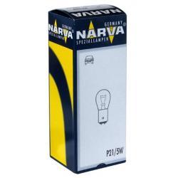Лампа NARVA  больш. 2 конт. P21/5W (BAY15d ) 12V - 1