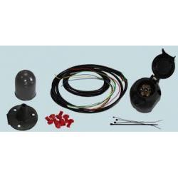 Комплект электропроводки универсальный к фаркоп 1,8м - 1