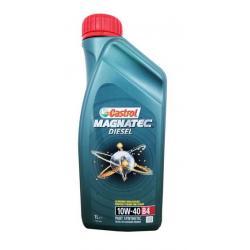 Масло Castrol Magnatec Diesel 10W40 B4 мот диз п/с (1л) NEW - 1