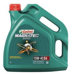 Масло Castrol Magnatec Diesel 10W40 B4 мот диз п/с (4л) NEW - 1