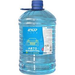 Шампунь концентрат Crystal 1:120 - 1:320 LAVR Auto Shampoo Super Concentrate, 5л - 1